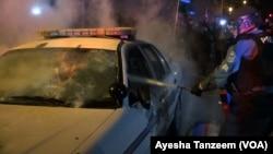 Ferguson shahri, Missuri, 25-noyabrya, 2014-yil