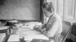 Ida Tarbell was one of the most successful magazine writers in the United States during the last century.