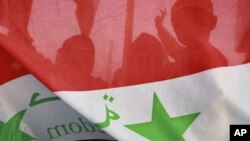 حمله سوریه بر پایگاه نظامی دمشق