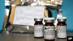 Tercemarnya obat steroid oleh jamur mengakibatkan perebakan wabah meningitis di AS yang sudah menewaskan 23 orang (foto: dok).