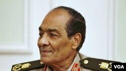 Jenderal Mohamed Tantawi, Pimpinan Dewan Militer Mesir (Foto: dok).