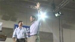 Democrats Criticize, Republicans Defend Romney's VP Pick