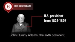 America's Presidents - John Quincy Adams