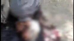 گروهی از اعضای مجاهدین در اردوگاه اشرف کشته شدند