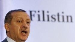 سخنرانی رجب طیب اردوغان نخست وزیر ترکیه در حمایت از فلسطینیان - آنکارا، تابستان 2011