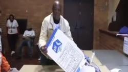 南非大選非國大領先