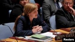 Samantha Power nas Nações Unidas