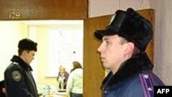 Киевский избирательный участок 29