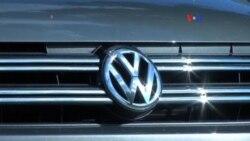 Disminuyen ventas de Volkswagen