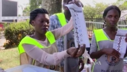 Vote Counting Underway in Uganda