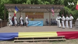 «Карпатія» на румунському фестивалі біля Вашингтона. Відео