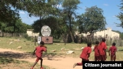 Gwanda School Children