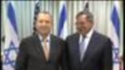 2012-08-01 美國之音視頻新聞: 帕內塔訪問以色列否認談論攻擊伊朗