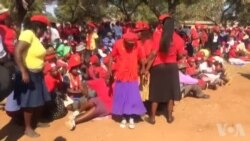 Senior Citizen Displaying Dancing Skills ...