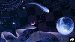 """宇航員發現的""""生命之星"""""""