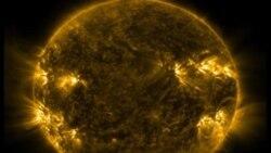 美国航空航天局探测太阳的奥秘
