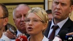 Η πρώην Πρωθυπουργός της Ουκρανίας, Γιούλια Τιμοσένκο