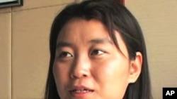 中国最年轻的女村长白宜彤