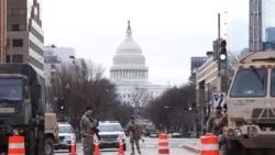 Washington sous haute surveillance militaire