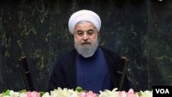 ایران کے صدر حسن روحانی (فائل فوٹو)