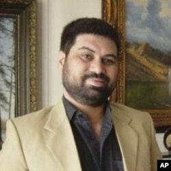 مقتول صحافی سلیم شہزاد