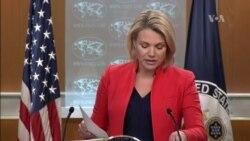"""EEUU: """"Responsabilizamos al gobierno de Venezuela por la seguridad de Joshua Holt"""""""