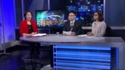 海峡论谈专访台湾学运领袖 谈退场后下一步与心路历程