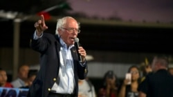 ကန္သမၼတေလာင္း အေ႐ြးခံမယ့္ Bernie Sanders ႏွလုံးေသြးေၾကာပိတ္လို႔ တရားပြဲေတြ ရပ္ဆိုင္း