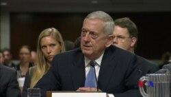 美國國防部長出訪東亞盟國