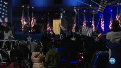 Eleições Americanas: Biden procura unidade depois das eleições
