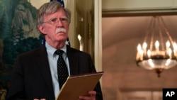 Savjetnik za nacionalnu bezbjednost John Bolton