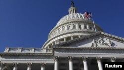 Kubah Gedung Parlemen Amerika, Capitol Hill, Washington DC. (Foto: dok).