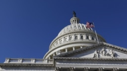 Kubah Gedung Capitol di Washington, D.C. (Foto: dok).