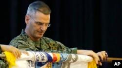 Tướng Christopher Mahoney nói các cuộc diễn tập năm nay gồm các vụ đổ bộ, các cuộc tập bắn đạn thật, và trinh sát hàng hải có tính cách tinh vi hơn và phức tạp hơn so với trước đây.