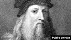 لئوناردو داوینچی، هنرمند، نقاش، مجسمه ساز، موسیقی دان و دانشمند ایتالیایی