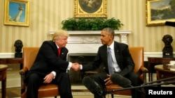 دونالد ترمپ در انتخابات سه شنبه هشتم نوامبر برای دورۀ چهار ساله به صفت رئیس جمهور ایالات متحده انتخاب شد