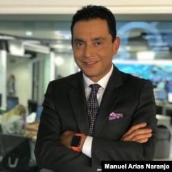 Jairo Libreros, analista político y orofesor universitario colombiano. [Foto cortesía @JairoLibreros]
