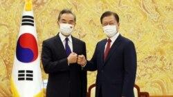 美中外交拔河 王毅出訪越柬新韓四國