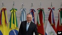 La succession du président brésilien Michel Temer est désormais ouverte au Brésil.