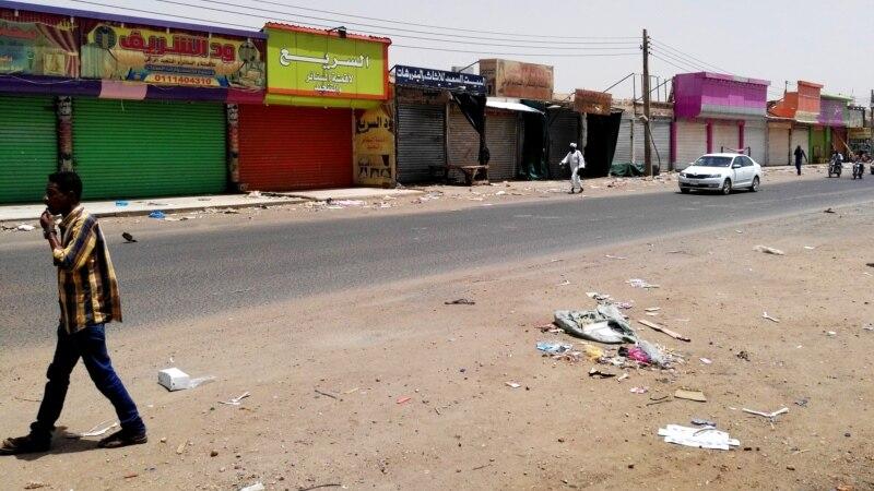 Khartoum toujours au ralenti au 3e jour de désobéissance civile