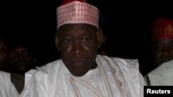 Gwamnan jihar Kano Dr Abdullahi Ganduje