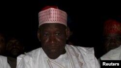 Gwamnan jihar Kano Abdullahi Umar Ganduje