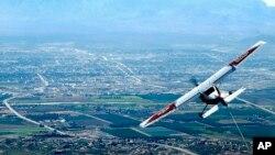 Máy bay Cessna 182.