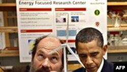 Presidenti Obama nderon arritjet shkencore të studentëve në mbarë vendin