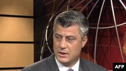 Kosova Başbakanı Taçi: 'Tarihi Zafer'