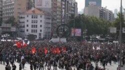 ترکیه سوگوار قربانیان خشونت؛ داعش متهم ردیف اول بمبگذاری است