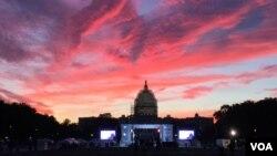 Kapitoliy, AQSh Kongressi joylashgan imorat, Vashington