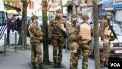 Բելգիայում շարունակվում է ահաբեկչության մեջ կասկածյալների որսը