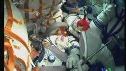 2011-11-14 粵語新聞: 國際太空站新成員達成飛船升空