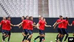 Estados Unidos terminó hace poco su participación en la Copa América Centenario, en la que quedó en cuarto lugar y de la que fue anfitrión.